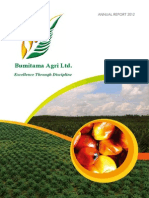 Bumitama Annual Report 2012