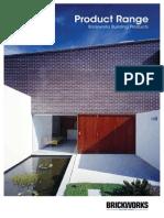 Brickworks Building Products Brochure 2013