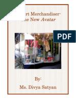 Role of Merchandiser