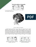 História dos cabelos e Penteados