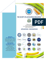 SOAE Brochure