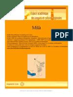 «Milà»