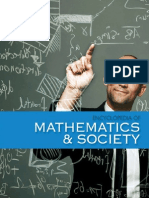 Mathematics and Soceity