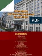 Strategia Jw Marriott Pm