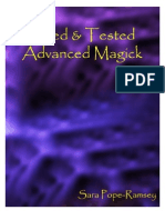 Tried and Tested Advanced Magick