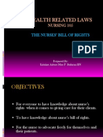 Health Related Laws 2013 (2)