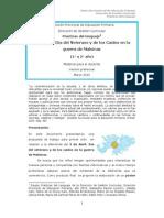 Malvinas  Prácticas del Lenguaje 1° ciclo.