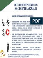 Reporte de Accidente