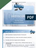 NSA XKeyscore Powerpoint