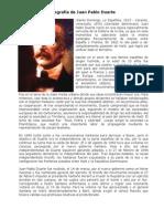 Biografía de Juan Pablo Duarte, sanchez y mella