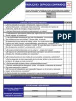 3 CHECKLIST TRABAJOS EN ESPACIOS CONFINADOS CONTRATISTAS.pdf