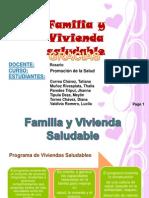 Famila y Vivienda Saludables
