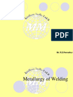 Welding Metallurgy IIW Presentation ANB Program Dec 2011