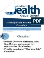 Map Your Life, Reproductive Health Planning, Kim Williams - Community Based Services Panel