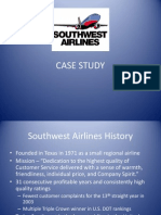 Low Cost Management of WALMART&SOUTHWEST