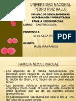 Familia Neisseriaceae Finalizadooo!