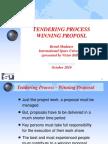 Victor Billig_Tendering Process