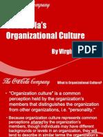 36142781 Coca Cola Org Culture