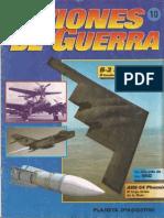Aviones de Guerra, Issue No.10