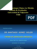 Epidemiologia de la caries  - Diplomado Cariologia Universidad de Valparaiso