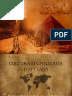 Cultura Si Civilizatia Egipteana