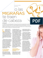 Cuando las migrañas te traen de cabeza | Revista GHQ #17