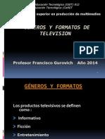 generos de tv 2014
