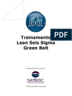 Green Belt - Fundamentos