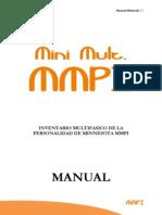 Manual Cuadernillo Minimult