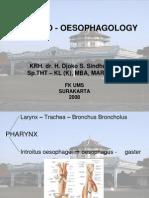 5. Broncho - Oesophagology