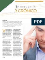 El reto de vencer el dolor crónico | Revista GHQ #17