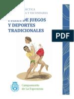 Manual Juegos y Deportes Tradicionales