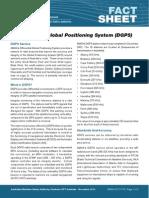 DGPS Fact Sheet