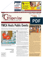The Grapevine, April 9, 2014