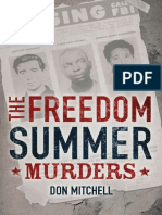 The Freedom Summer Murders by Don Mitchell (Excerpt)