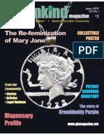 Greenkind Magazine - Volume II, Number1 - January 2007