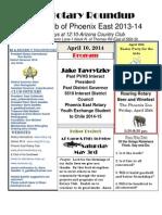 Bulletin 4.10.14
