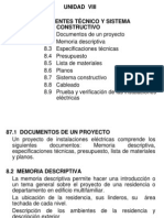 UNIDAD VIII  Expediente Técnico y Sistema Constructivo