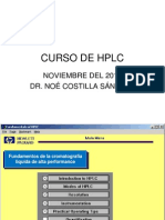 HPLC español