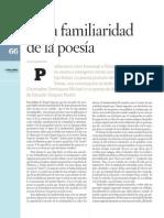 En la familiaridad de la poesía, de Rafael Segovia, Letras Libres, núm. 156, dic. 2011