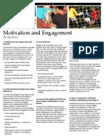 motivation engagement