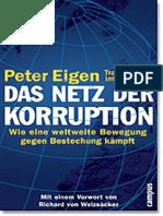 Das Netz Der Korruption