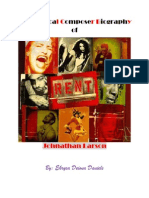The Musical Composer Biography Of