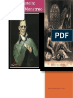 Frankenstein Prometeo o Monstruo