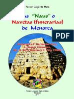 Las Naus o Navetas (Funerarias) de Menorca
