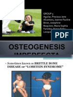 Osteogenesis Imperfecta Ppt