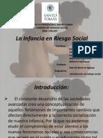 LA INFANCIA EN RIESGO SOCIAL.ppt