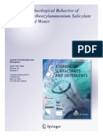Phase and Rheological Behavior of Cetyldimethylbenzylammonium Salicylate (CDBAS) and Water.pdf