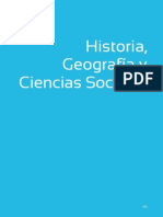 Bases Curriculares 7° Básico a 2° Medio Historia, Geografía y Ciencias Sociales