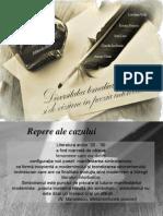 Proiect Romana(1)